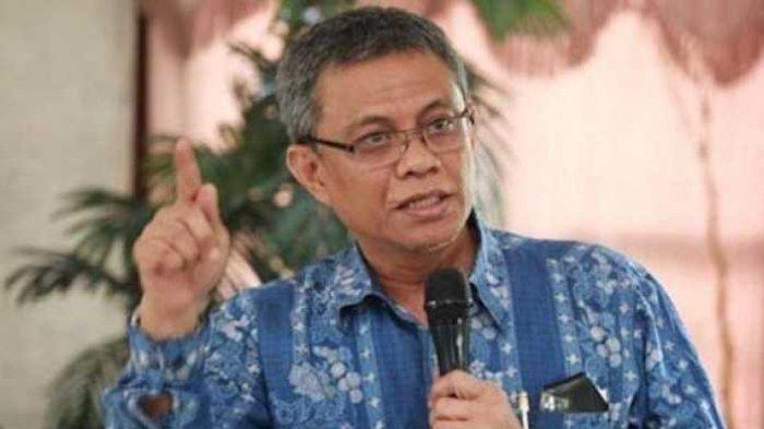 Didik Rachbini Sebut Indonesia Berpotensi Alami Krisis, Ini Alasannya