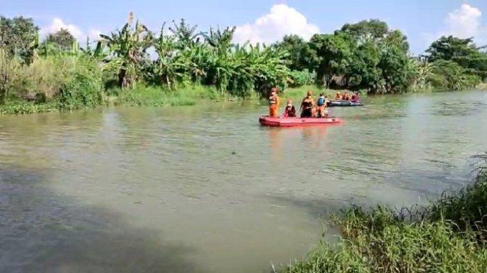 Juragan Tempe Diduga Depresi Nekat Ceburkan Diri ke Sungai Pait Pekalongan