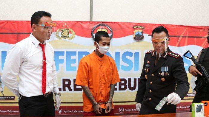 Warga Resah, Penjual Pil Koplo di Kebumen Ini Dilaporkan Polisi