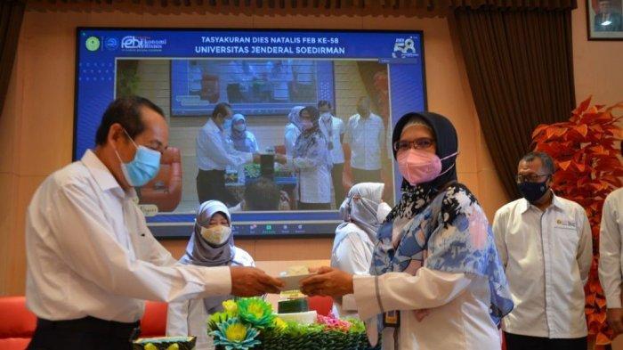 FEB Unsoed Siapkan 3 Prodi Untuk Akreditasi Internasional di Usianya Yang Ke- 58 Tahun