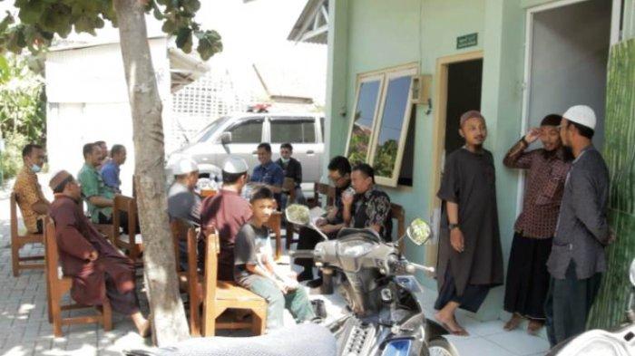 Tim Dinkes Provinsi Jateng Kunjungi Sekolah Penderita Difteri, Ini Yang Dilakukan