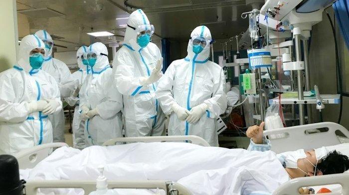 Update Virus Corona: Tambah 70 Orang Meninggal Dalam 24 Jam Terakhir, Total560 Orang