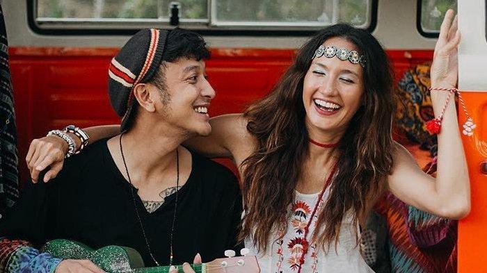 Nadine dan Dimas Anggara Bagikan Perjuangan Keduanya untuk Bisa Menikah