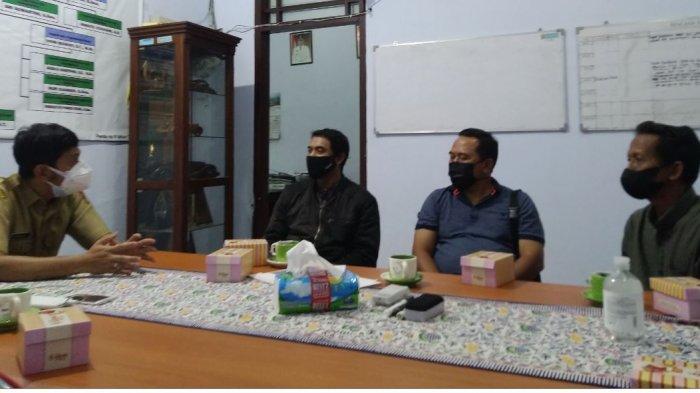Dinas Perdagangan Kendal Panggil Ketua Paguyuban PKL, Alfebian: Tak Patuh Aturan Dibubarkan Paksa
