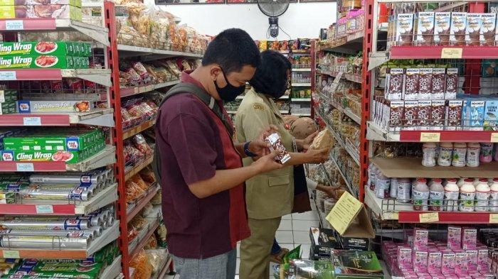 Disperindag Purbalingga Masih Temukan Produk Kadaluarsa dan Roti Menjamur