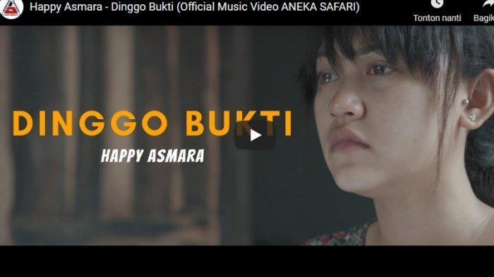 Chord Kunci Gitar Dinggo Bukti Happy Asmara