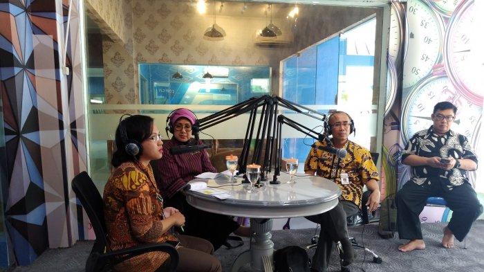 Dinkes Jateng Sosialisasikan Kesehatan Jiwa via Radio