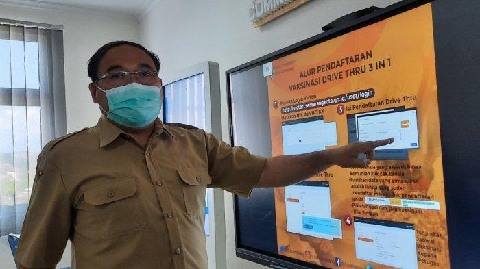 Kota Semarang Masih Membutuhkan Lebih Banyak Logistik Vaksin