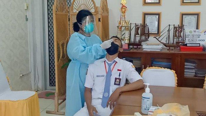 Tujuh Siswa dan Guru di Semarang Terpapar Covid-19