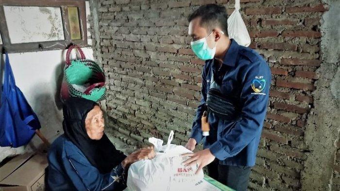 Dinsos Kabupaten Tegal Turun Tangan Bantu Nenek Murah yang Sedang Viral di Media Sosial