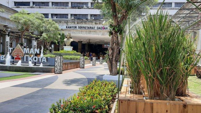 Tak Hanya di Taman Balai Kota, Dispertan Kota Semarang Rencanakan Urban Farming di Taman Lain