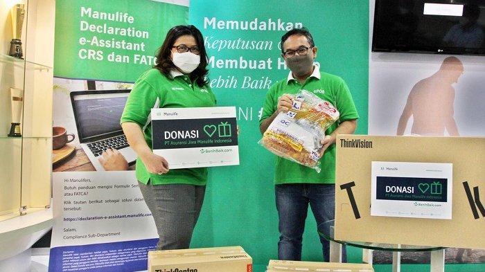 Asuransi Jiwa Manulife Indonesia Bayar Klaim Covid-19 Sebesar Rp 20,44 Miliar