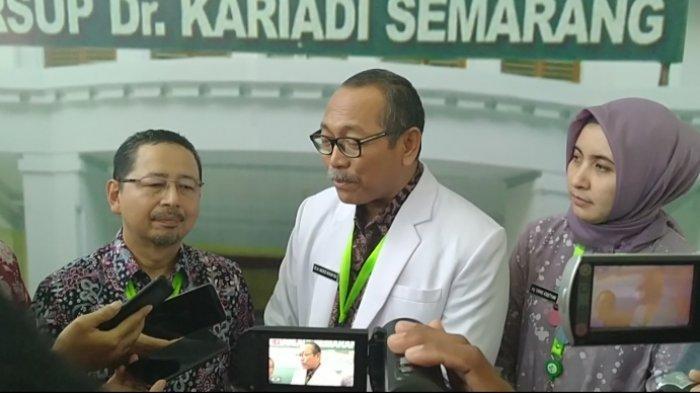 Lagi, RSUP Kariadi Semarang Tangani Pasien Gejala Klinis Suspect Corona, Berstatus Pengawasan