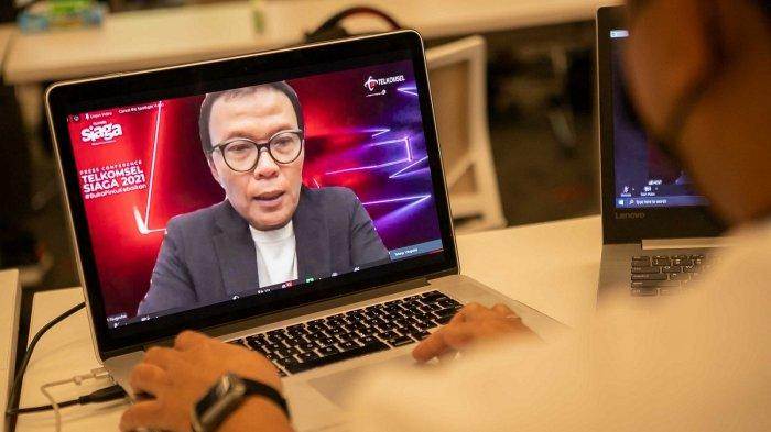 Telkomsel Siaga Ajak Masyarakat Maksimalkan Pengalaman Aktivitas Digital untuk #BukaPintuKebaikan
