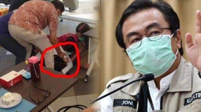 2 Kali Risma Sujud di Depan Dokter, Dirut RSUD Dr Soetomo Surabaya Beri Respon Menohok