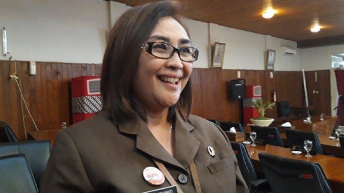 Direktur RSUD KRMT Wongsonegoro, Susi Herawati