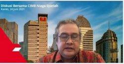 CIMB Niaga Syariah Dorong Penerapan Keuangan Berkelanjutan