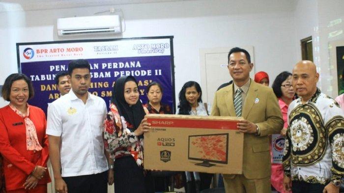 BPR Arto Moro Lanjutkan Program Tasbam