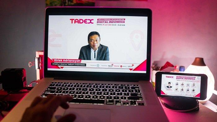 Direktur Utama Telkom Indonesia