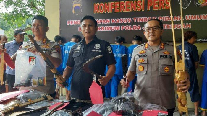 Untuk Semua Ormas di Jateng, Kombes Pol Budi Haryanto : Jangan Paksa Kami Bertindak Lebih Keras