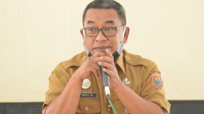 Dinas Komunikasi dan Informatika (Diskominfo) Provinsi Jawa Tengah melakukan evaluasi dan pembinaan Kelompok Informasi Masyarakat (KIM) di Pendopo Kecamatan Batang, Kabupaten Batang, Senin (15/3/2021)