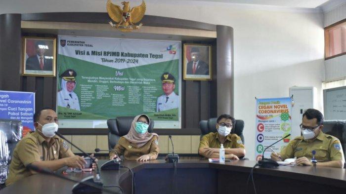 BPK Jateng Beri Arahan Tentang Laporan Keuangan Pemerintah Daerah Kabupaten/Kota se-Jawa Tengah.