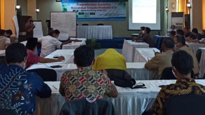Berdaya Saing, Kemnaker RI Genjot Empat Potensi Desa di Batang