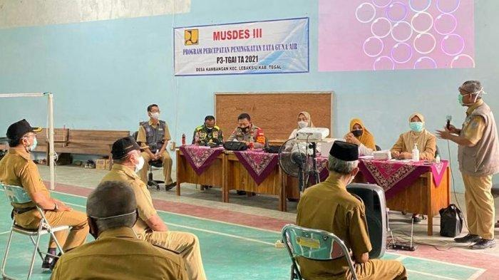 Hasil Swab Antigen Berbeda, Kades di Kecamatan Lebaksiu Minta Kejelasan ke Puskesmas Kambangan