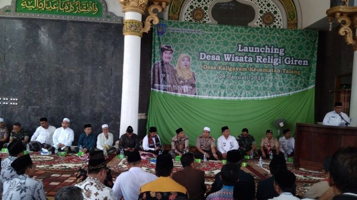 Unik, Wisata Religi Desa Giren Kabupaten Tegal Gabungkan Ilmu Pengetahuan dan Agama