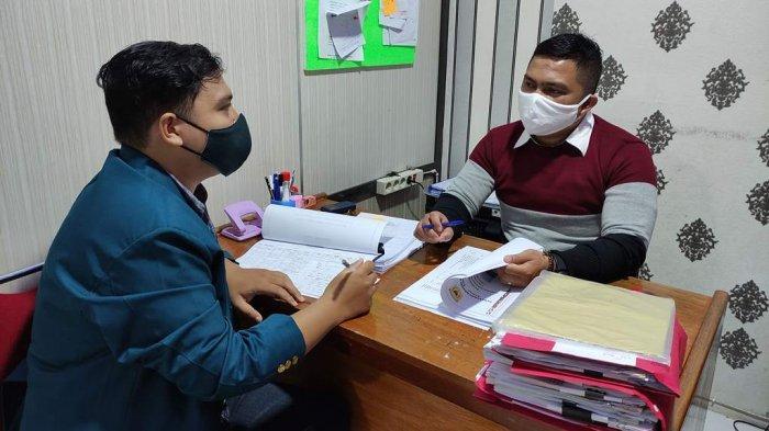 Mahasiswa KKN Undip di Tanah Datar Bikin Aplikasi Pengarsipan Surat Desa Berbasis Website