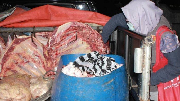 Dispertan Kota Semarang Pantau Peredaran Daging Jelang Lebaran