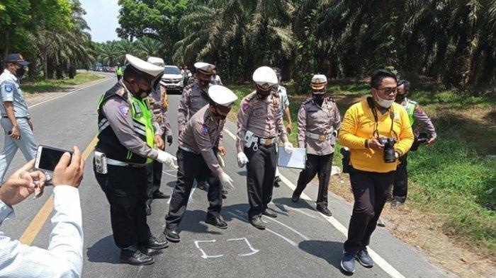 Sopir Bus Intra Menyerahkan Diri ke Polisi, Sempat Kabur Setelah Kecelakaan Tewaskan 9 Penumpang