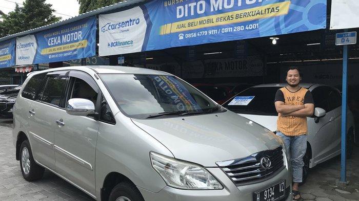 Harga Mobil Bekas Turun hingga 30 Persen,Diprediksi Baru Pulih Akhir 2020