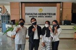 FK Unsoed Purwokerto Ukir Prestasi di Ajang Regional Medical Olympiad 2021