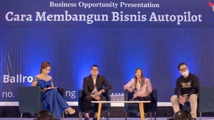 DNA Pro Akademi Beber Cara Bangun Bisnis Autopilot di Semarang, Investasi Tepat saat Pandemi