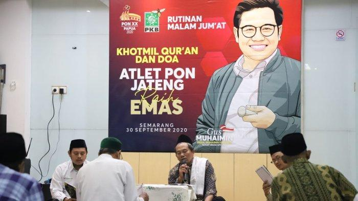 PKB Jateng Gelar Doa Bersama untuk Keberhasilan Atlet PON
