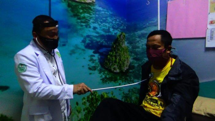 Unik, Dokter RSI Banjarnegara Modif Stetoskop Jadi Panjang, Antisipasi Penyebaran Virus Corona