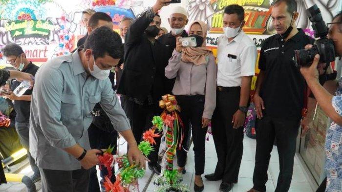 Wali Kota Aaf Berharap Pendirian Swalayan MI Mart Bisa Dongkrak Pertumbuhan Ekonomi