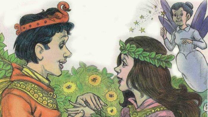Dongeng Gelang Putri Melati yang Sederhana