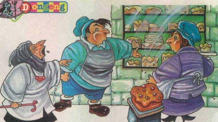 Dongeng Nenek Sihir dan Tukang Roti, Asal Usul Angka Keramat 13