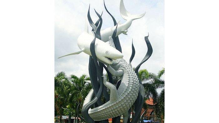 Dongeng Pertempuran Hiu dan Buaya Asal Usul Kota Surabaya