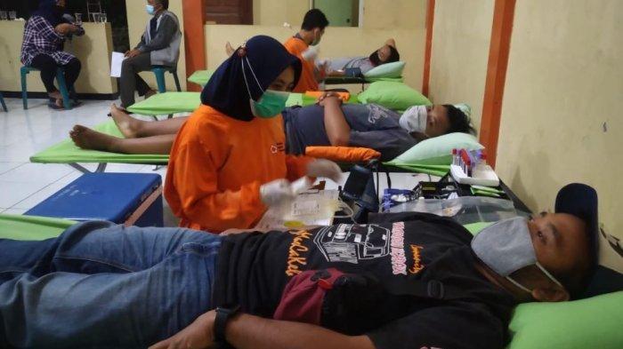 Permatif Banyumas Konsisten Gelar Donor Darah Meski di Tengah Pandemi