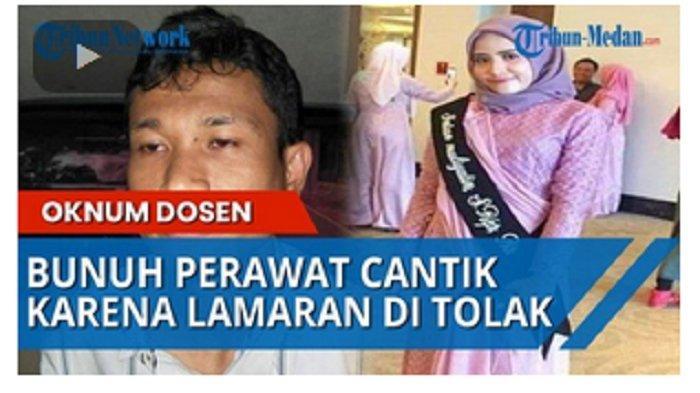 VIRAL! Sakit Hati Lamaran Ditolak, Oknum Dosen Bunuh Mahasiswi di Jalan
