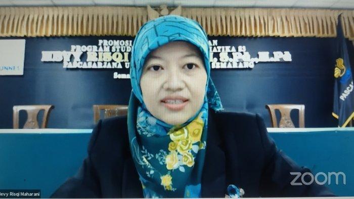 Dosen FKIP Unissula Semarang Raih Gelar Doktor Pendidikan Matematika dari Unnes