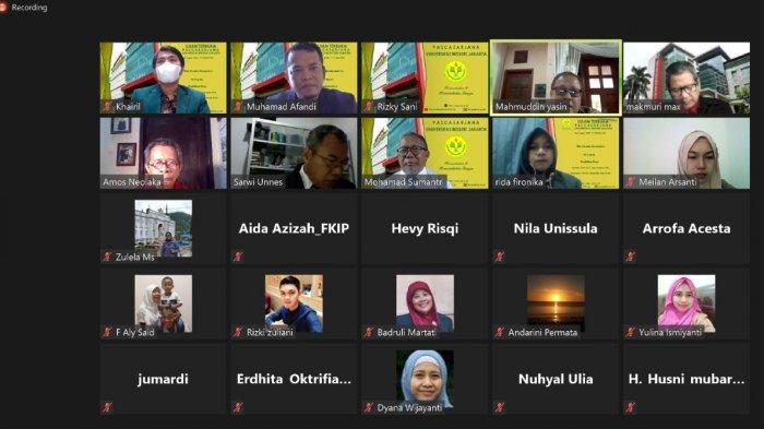 Dosen FKIP Unissula Raih Gelar Doktor, Kembangkan Bahan Ajar Matematika Berbasis Media Komik Digital