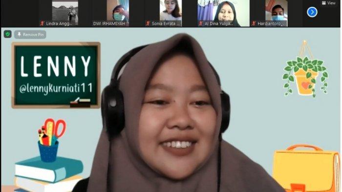 Hima Prodi Administrasi Kesehatan Universitas Ivet Semarang Gelar Webinar Public Speaking