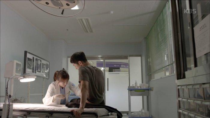 Sinopsis Drakor Descendants of The Sun DOTS Episode 1, Pertemuan Shi Jin dan Mo Yeon