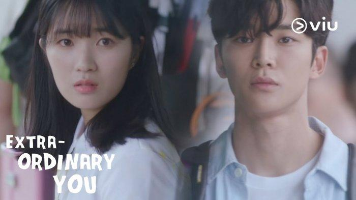 Sinopsis Lengkap Drakor Extraordinary You Episode 1-16, Kim Hye Yoon dan Ro Woon