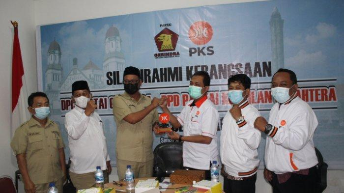 PKS Kota Semarang Silaturahmi dengan Gerindra, Ada Apa?