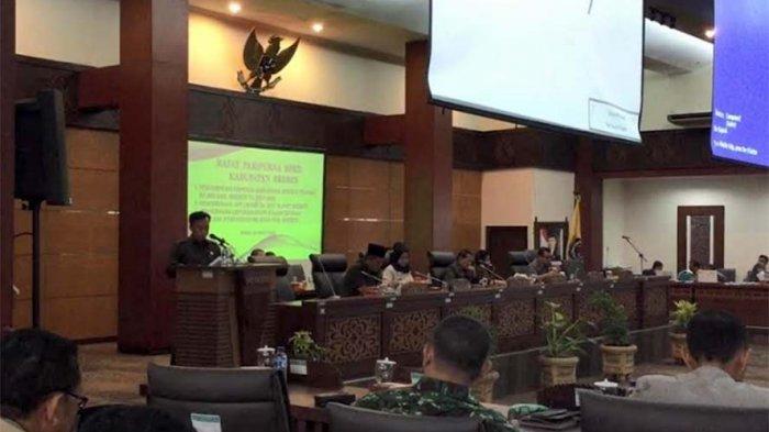 BREAKING NEWS, DPRD Brebes Setujui Pemekaran Kabupaten Brebes Selatan